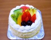 フルーツケーキ 5号(15㎝)